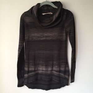 Athleta Pullover Sweater with Funnel Neck